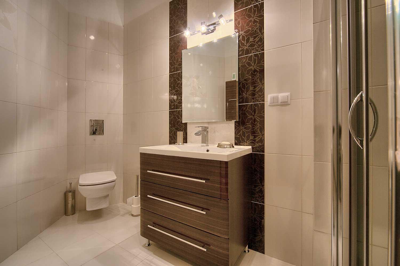 violet łazienka - apartament zakopane violet