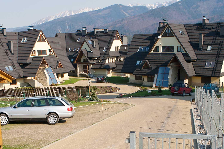 Residence Szymoszkowa w Zakopanem